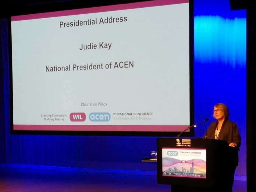 2018 ACEN Conference Judie Kay